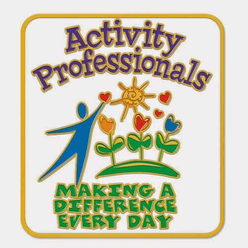 take time to recognize activity professionals we care online classes
